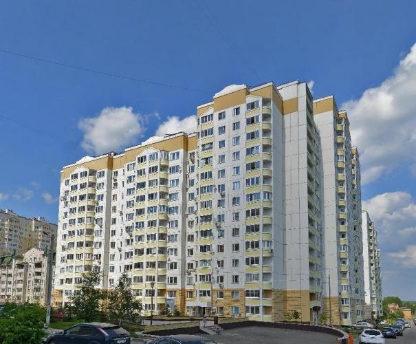 Продается однокомнатная квартира за 3 150 000 рублей. Солнечногорск, Молодежный проезд, д.3.