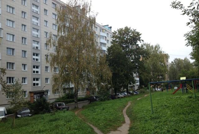 Продается двухкомнатная квартира за 2 700 000 рублей. Клин, 50 лет Октября, д.23.