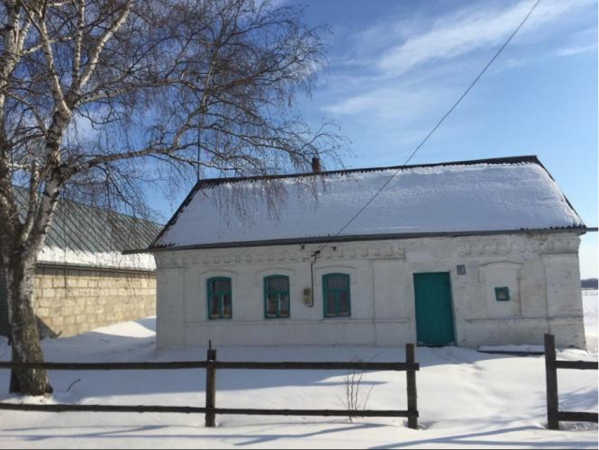 продается дом 32 кв.м в с. устье, мичуринского района, тамбовской области. кирпичны ...